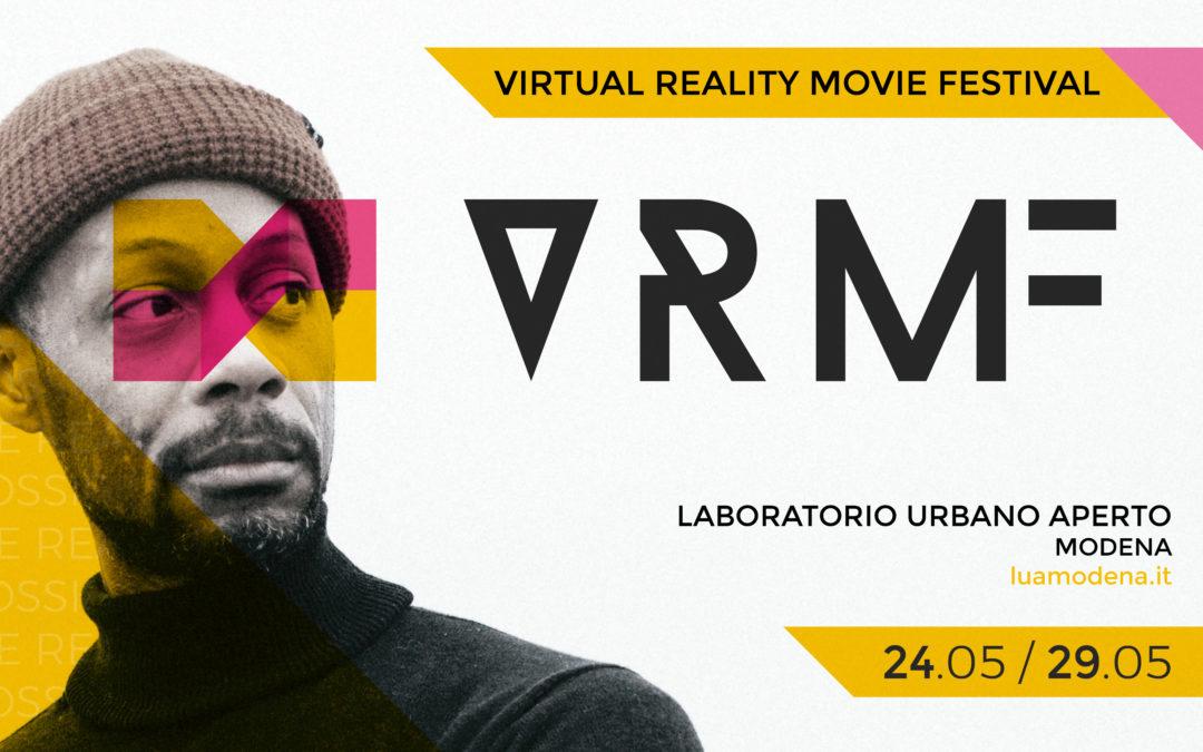Locandina VRM Festival Laboratorio Modena