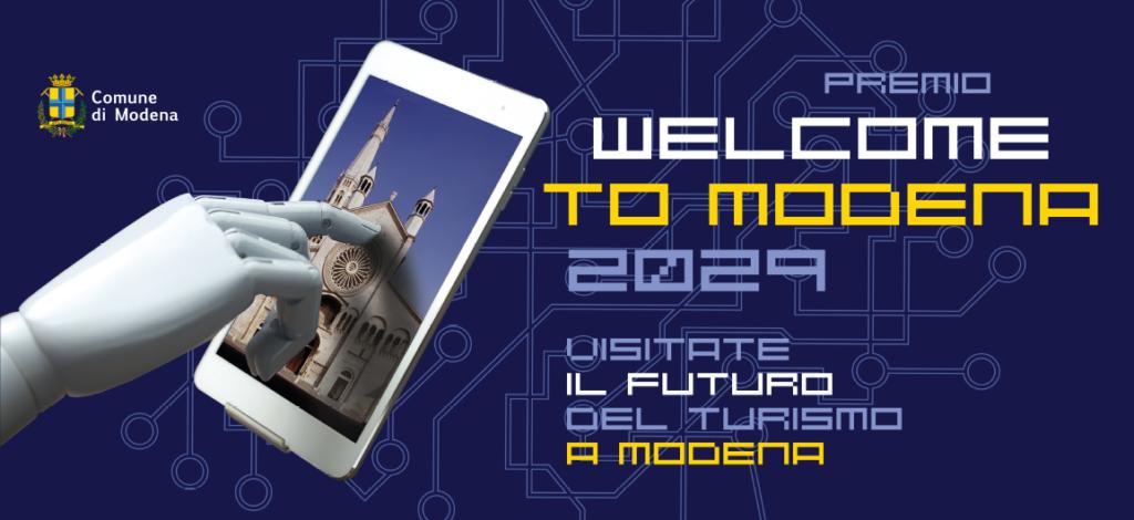 Locandina Welcome Modena 2029