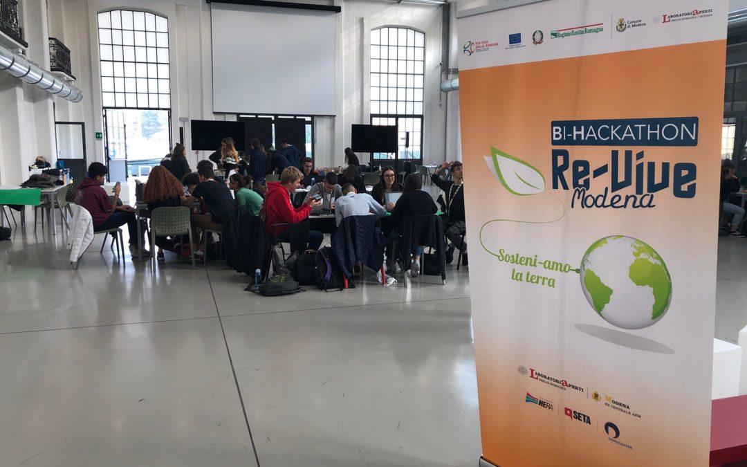 Bi-Hackathon re-vive Modena