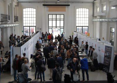 partecipanti evento Galleria centrale