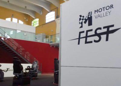 Ingresso Motor Valley Fest