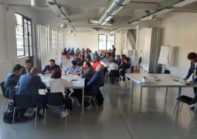 Focus Group nello spazio Coworking