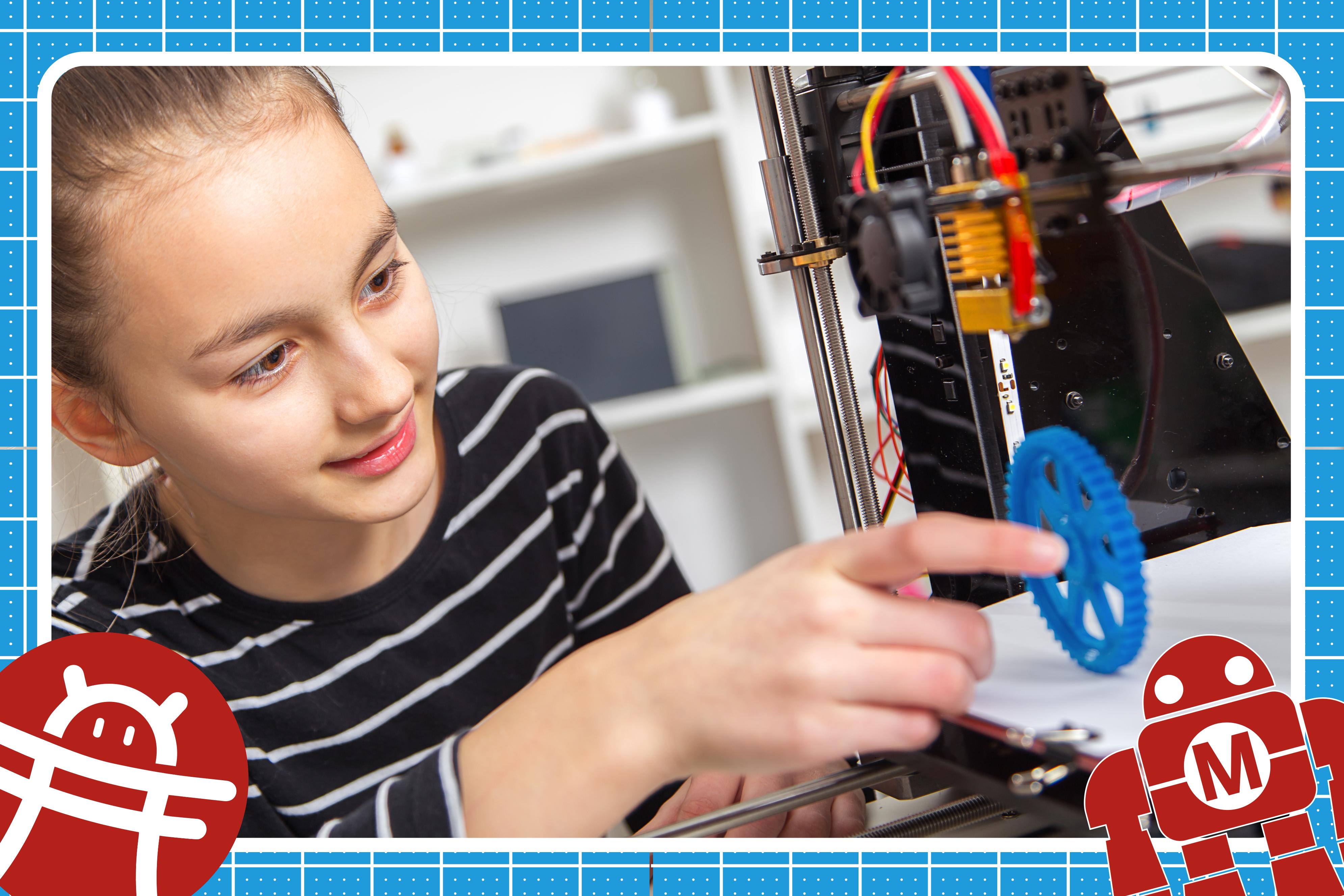 Educatori Junior per Robotica Industriale Educativa con Comau e.DO – Makerdojo