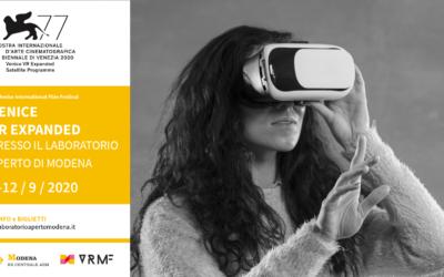 Venice VR Expanded a Modena!