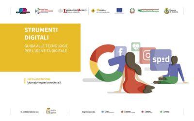 """Strumenti digitali"" – Guida alle tecnologie per l'identità digitale"