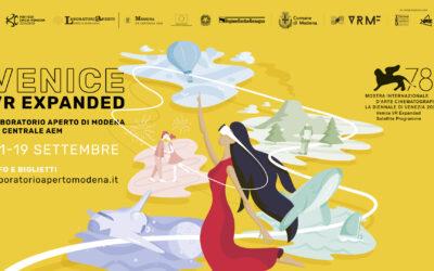 Venice VR Expanded: le opere in Realtà Virtuale della Biennale a Modena