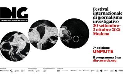 Unmute – Dig festival internazionale del giornalismo investigativo al Laboratorio Aperto