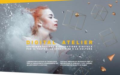 Digital Atelier per Modena Smart Life